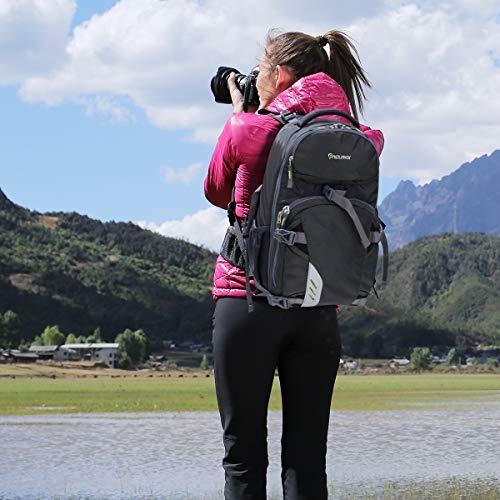 3-5 Lenses Endurax Video Camera Backpack Fit 2 DSLR//SLR Camera Grey 15.6 inch Laptop for Outdoor Travel