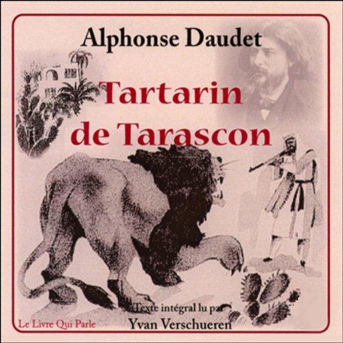 Tartarin de Tarascon  audiobook cover art
