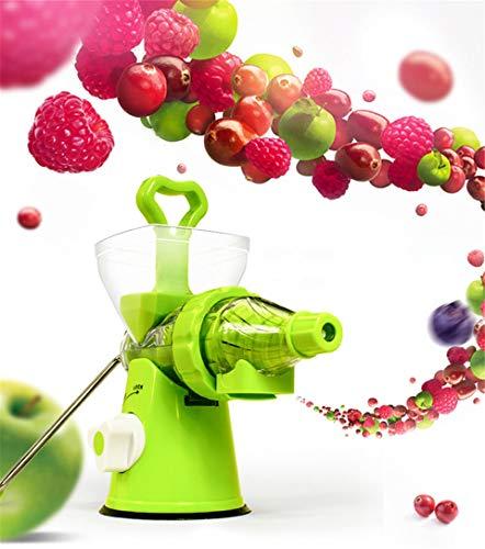 K.LSX Juicer Machine, Manual Fruit Vegetable Juicer Machine Citrus Orange Lemon Squeezer Kitchen Manual Hand Crank… |