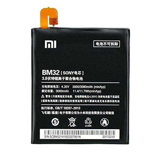Batería Original Xiaomi BM32 para Xiaomi Mi4 - 3000 mAh - Bulk