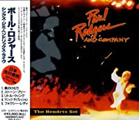 Sings Hendrix Live by Rodgers Paul (2004-01-06)