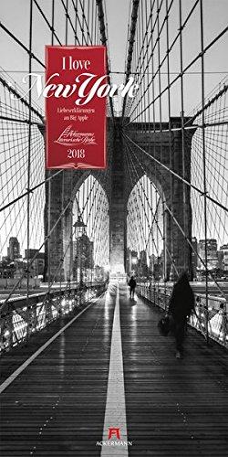 I love New York 2018 (Literarische Reihe)