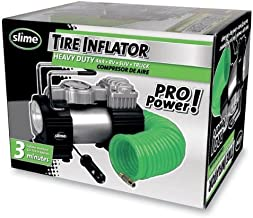 Slime Pro Power Heavy-Duty 12-Volt Tire Inflator