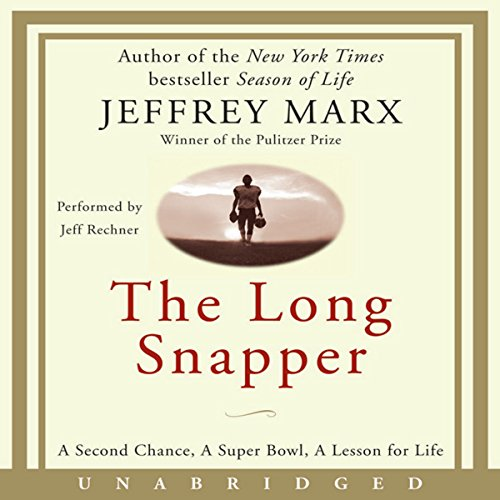 The Long Snapper audiobook cover art