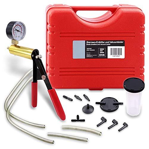 ENVA Handpumpe Vakuumpumpe Bremsenentlüftung Kupplungsentlüftung