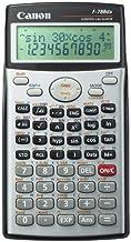 キヤノン 関数電卓 F-788dx-S 9961A004