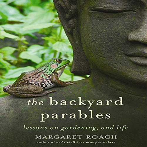 The Backyard Parables audiobook cover art
