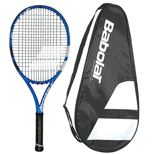 Babolat 2019 Boost D (Boost Drive) Tennis Racquet - Strung with Cover (4-3/8)