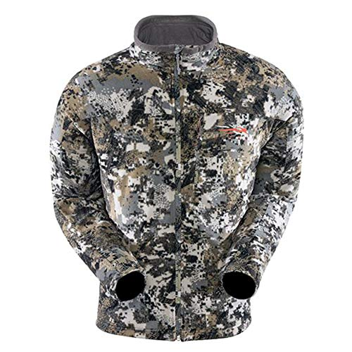 SITKA Men's Celsius Insulated Hunting Jacket, Optifade Elevated II, X-Large