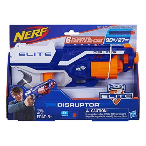 The Disruptor is a sidearm blaster