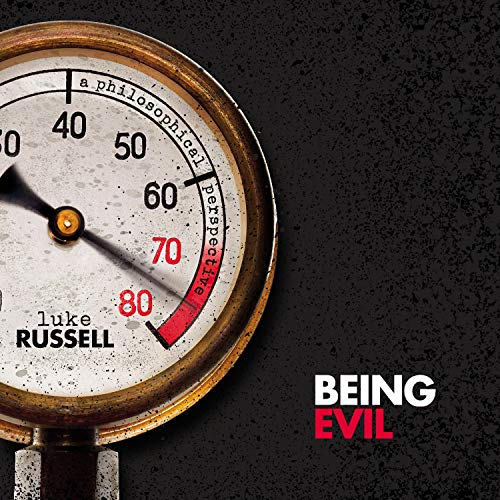 Being Evil cover art