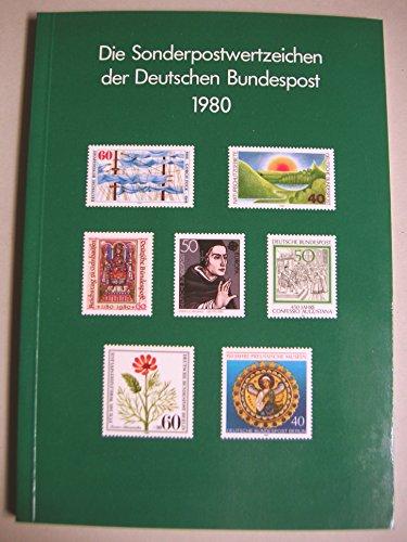 Die Sonderpostwertzeichen der Deutschen Bundespost 1980 - OHNE Briefmarken -