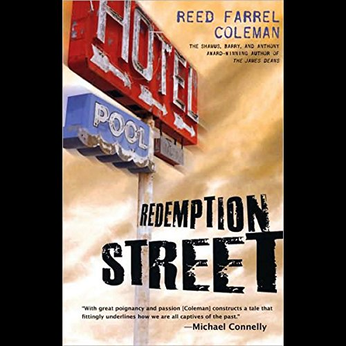 Redemption Street audiobook cover art
