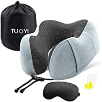 Tuoyi Ergonomic Design Neck Chin Support Comfortable Neck Pillow