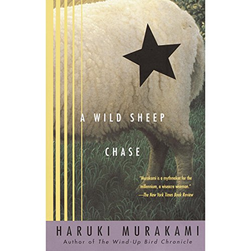 Couverture de A Wild Sheep Chase