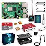 LABISTS Raspberry Pi 4 Model B 4 GB Ultimatives Kit mit 32GB Class10 Micro SD-Karte