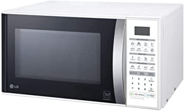 Micro-ondas LG Easy Clean Branco 30L MS3052R - 220V