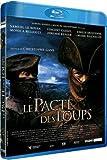 Le Pacte des loups [Francia] [Blu-ray]