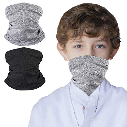 MyCozy Washable Bandana for Your Kids Children 3D printing biker bandana outdoor windproof motorcycle scarf seamless bandana Balaclava head scarf sport bandana sun protection tube scarf