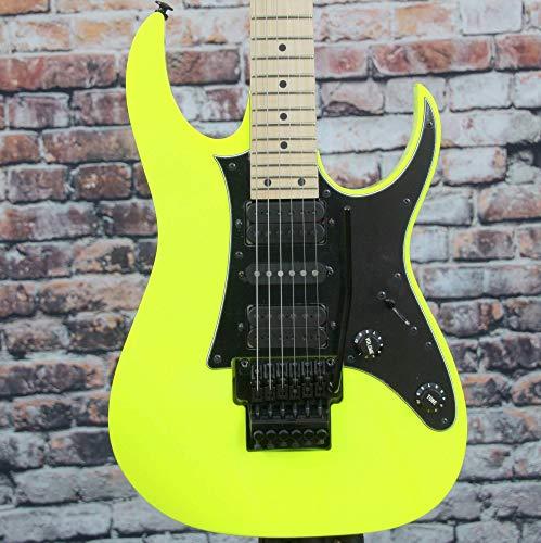 Ibanez RG550 Genesis Electric Guitar (Desert Sun Yellow)