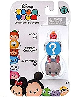 Disney Tsum Tsum Series 4 Anger & Judy Hopps 1