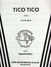 Zequinha Abreu: Tico Tico. Sheet Music for Piano