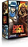 Gunslinger vs Samurai - Dice Throne: Season Two Board Game