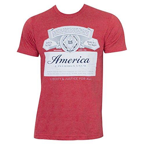 Budweiser America Tee Shirt Medium