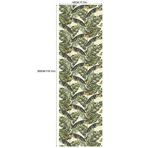 SHTY Universal pared pegatina mural decoración pared lujo dormitorio decoración auto-adhesivo 3D floral papel pintado impermeable para sala de estar cocina TV telón de fondo moda dibujos animados