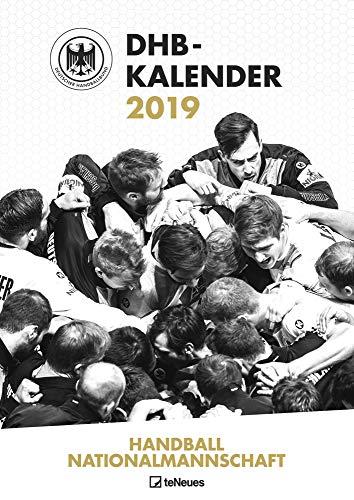 Handball Nationalmannschaft 2019: Wandkalender Sport