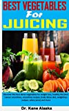 BEST VEGETABLES FOR JUICING (English Edition)