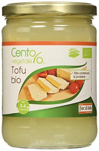 Cent% Vegetale Tofu - 250 gr - [confezione da 3]