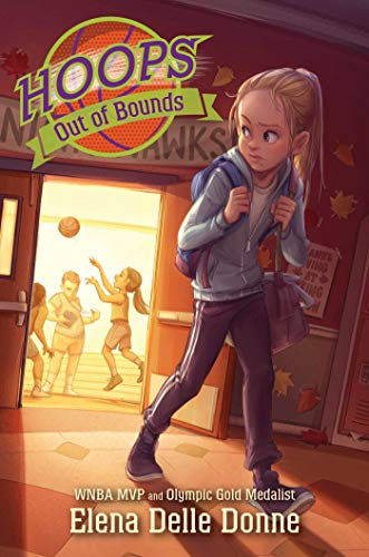 Out of Bounds (Hoops Book 3)
