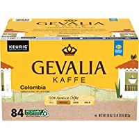 84-Count Gevalia Colombian Coffee K-Cup Pods