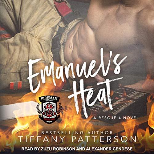 Emanuel's Heat: Rescue Four Series #3, A Rescue 4 Novel