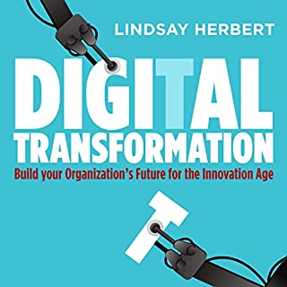 Digital Transformation cover art