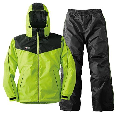 リプナー(LIPNER) 防水防寒スーツ オーウェン グリーン L 30336362 グリーン L