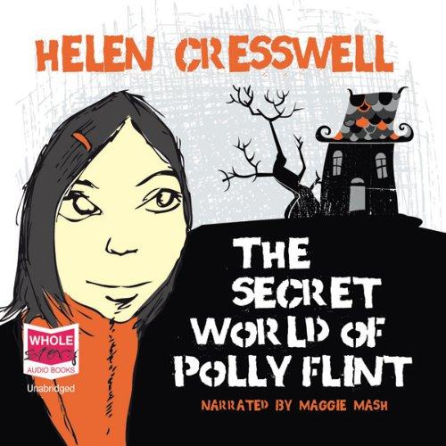 The Secret World of Polly Flint audiobook cover art
