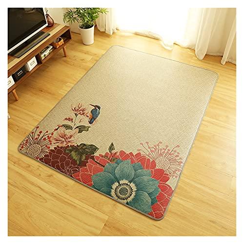 alfombra salon bambu de la marca ALGWXQ