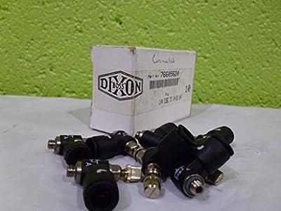 "Dixon 1/4"" x 10-32 UNF Exhaust Flow Control Valve (76605620) from Dixon Valve & Coupling"