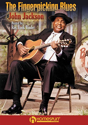 The Fingerpicking Blues of John Jackson with Roy Book Binder [Instant Access]