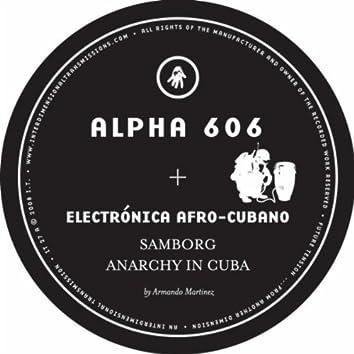 Electrónica Afro-Cubano