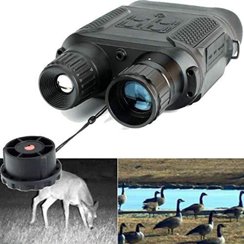 Binocular Digital de visión Nocturna para Cazar 7x31 con videocámara con cámara TFT LCD HD de 2 Pulgadas Rango de visualización de 1300 pies / 400 m