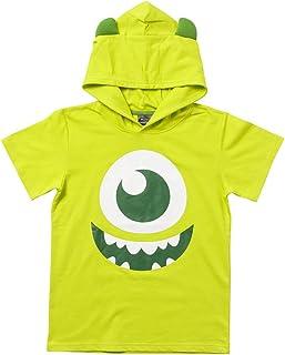 ボーイズ ガールズ なりきりTシャツパーカー 子ども 男の子 女の子 半袖Tシャツ パーカー 912036MH キッズ