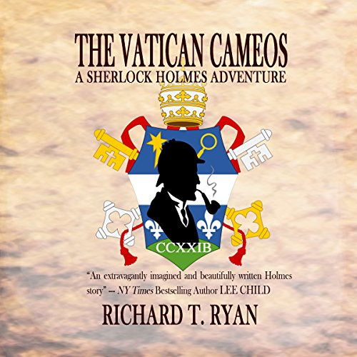 The Vatican Cameos audiobook cover art