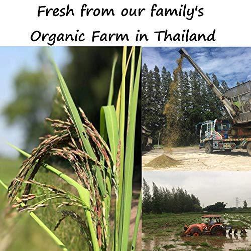 Organic Thai Red Jasmine Rice