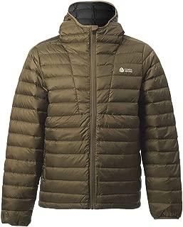 Men's Whitney DriDown Hoodie, 800 Fill Winter Down Jacket
