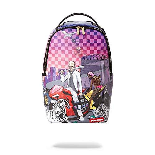 SprayGround The Drop Off Part 2 Backpack Zaino Bambino 910B1805NSZ Multi