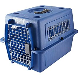 Petmate Vari Kennel Fashion upto 15LBS, True Blue