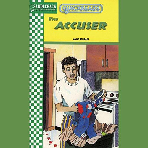 The Accuser audiobook cover art
